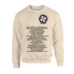 Heavy Blend™ Crewneck Sweatshirt Text